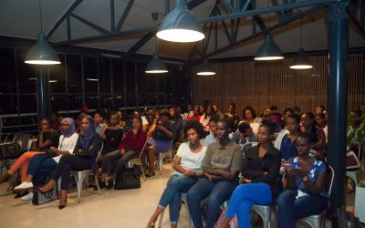 Girl talk Kigali